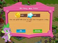 Old Pony, New Tricks outro
