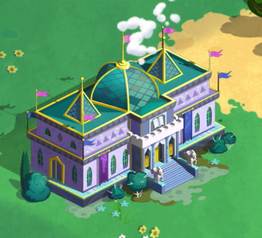 File:Canterlot Library.png
