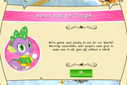 Winter Food for Thought intro