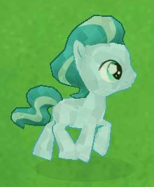 Blue Crystal Foal image