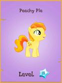 Peachy Pie locked