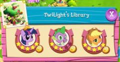 Twilight's Library residents