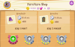 Furniture Shop Products