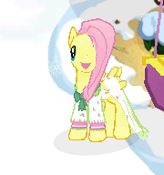 Flutterholly Character Image