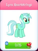 Lyra Heartstrings store