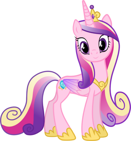 File:Princess Cadance vector.png