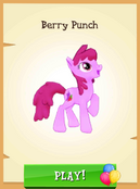 Berry Punch unlocked