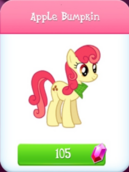 Apple Bumpkin unlocked