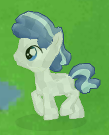 White Crystal Foal image