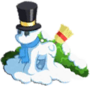 Snowpony