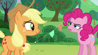 "Pinkie ""Do you mean to tell me that you actually..."" S5E24"
