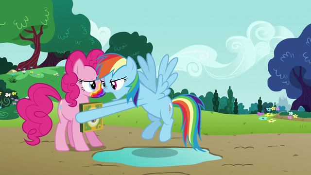 "File:Rainbow Dash ""it's gonna be hilarious!"" S6E15.png"