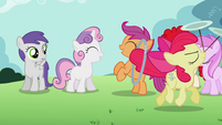 Apple Bloom is the most special pony ever S02E06
