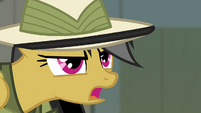 Daring Do refuses help S4E04
