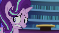Starlight getting more nervous S6E1