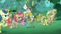 Zecora battle cry S5E26