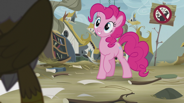 """File:Pinkie """"how about a party?"""" S5E8.png"""