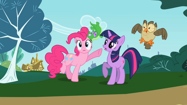 File:Pinkie Pie and Twilight S02E07.png