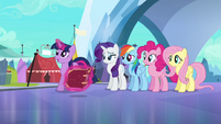 Twilight 'it looks amazing' S3E1