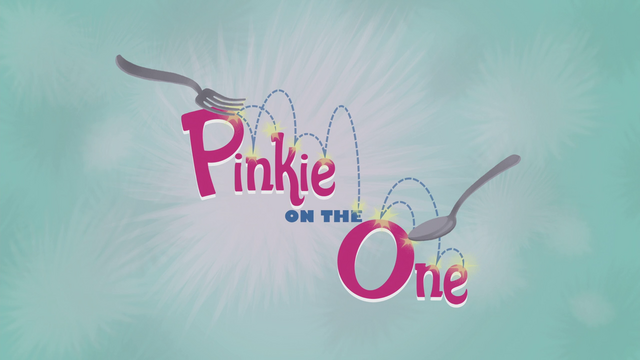 File:Pinkie on the One title card EG2.png