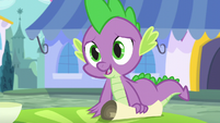"Spike ""the princess asked me"" S5E10"