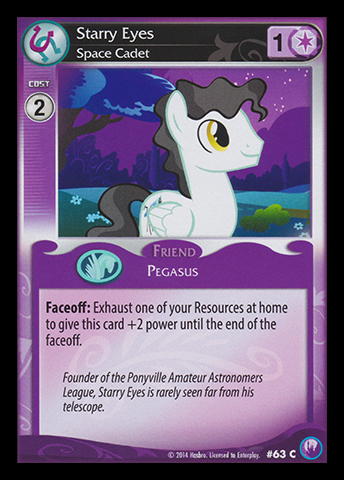 File:Starry Eyes, Space Cadet card MLP CCG.jpg
