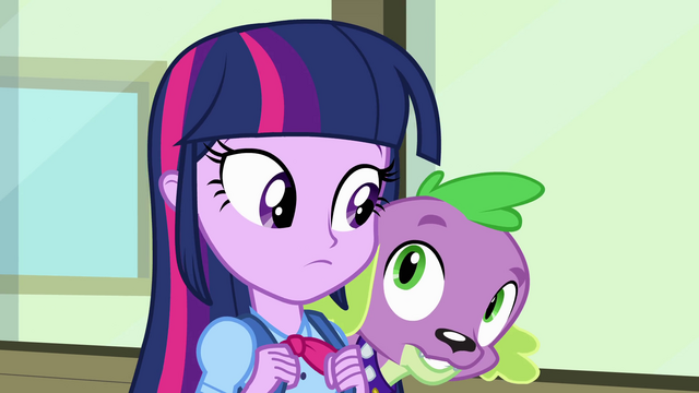 File:Twilight talking to Spike EG.png