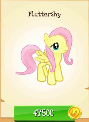 File:Fluttershy MLP Gameloft.png