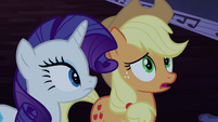"Applejack ""thought you had to ring the school bell"" S4E03"