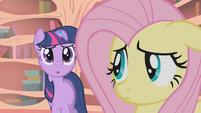 Fluttershy Twilight S01E09