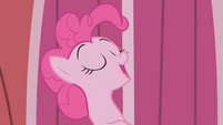 Pinkie Pie explaining how Applejack is going to help her S1E04