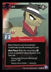 Biff card MLP CCG