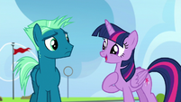 "Twilight ""I'm the Princess of Friendship!"" S6E24"