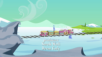 The Crystal Empire-bound Friendship Express S3E12