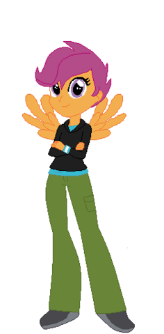 File:FANMADE Scootaloo Human drawing.png