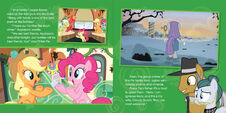 MLP The Reason for the Season page 7-8