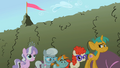 Twist Cutie Mark Crusaders Fighting Cheerilee's Class6 S2E1.png