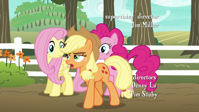 File:Applejack explaining to Fluttershy and Pinkie S6E18.png