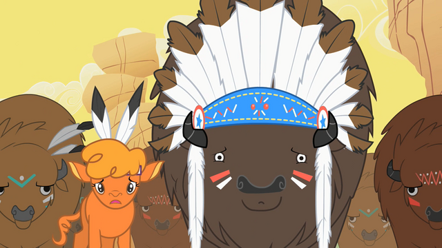 File:Little Strongheart and Chief Thunderhooves reluctant S01E21.png