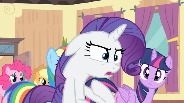 File:Rarity '...it looks like I'm the one copying her!' S4E08.png