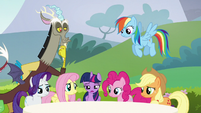 """Twilight """"are you sure it was this table?"""" S5E22"""