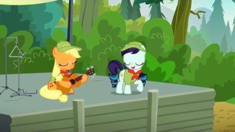 Equestria, the Land I Love - Serbian (Minimax version)
