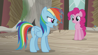 "Rainbow ""bring glory and pride back to Griffonstone!"" S5E8"