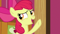 "Apple Bloom ""I totally kept track of everything"" S6E23"
