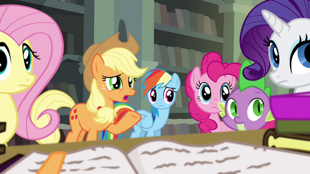 "File:Applejack ""what's that got to do with"" S4E25.png"