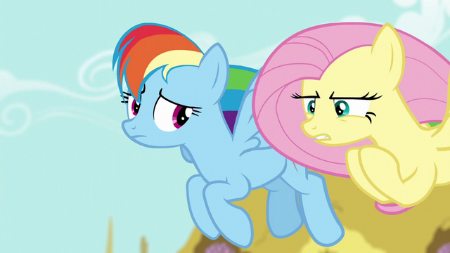 File:Fluttershy very frustrated S6E11.png