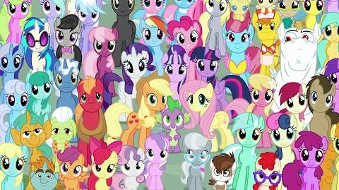 Korean Friends Are Always There For You My Little Pony Friendship Is Magic