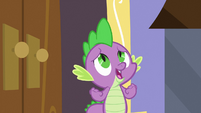Spike 'For Twilight' S3E2