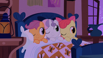 CMC crack one eye open S01E17