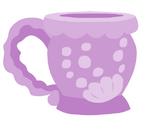 Canterlot Castle mug
